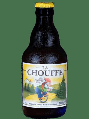 Brasserie d_achouffe - La chouffe
