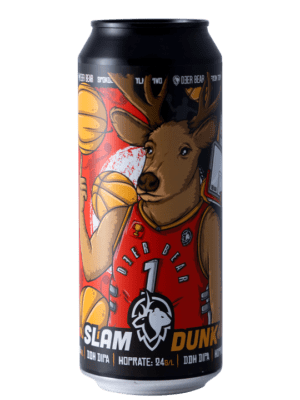 Dear Beer - Slam Dunk