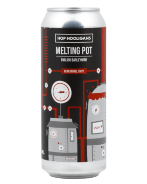 Hop Hooligans - Melting Pot Rum Barrel Chips