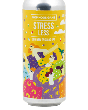 Hop Hooligans - Stress Less