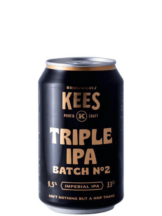 Kees Triple Ipa Batch n2