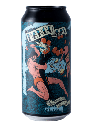 Mad scientist - mango Ipa