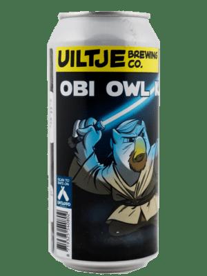 Uiltje Obi Owl Kenobi