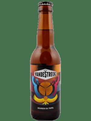 Vandestreek - Bourbon Ba Tripel