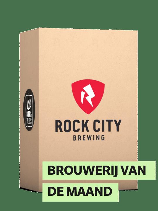 Brouwerij van de maand - Rock City