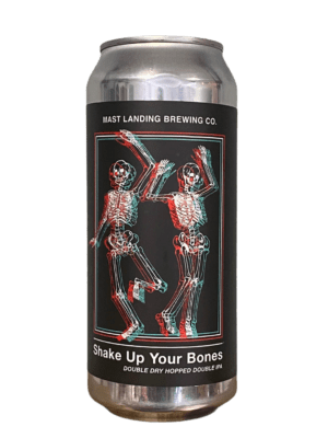 Mast Landing Brewing - Shake Up Your Bones