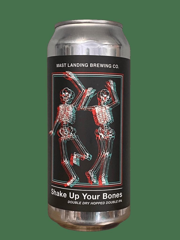 Mast Landing Brewing - Shake Up Your Bones
