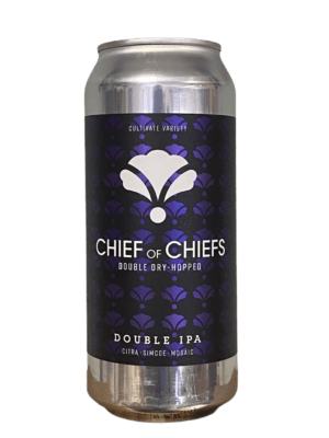 Bearded Iris - Chief of Chiefs