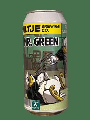Uiltje - Mr. Green